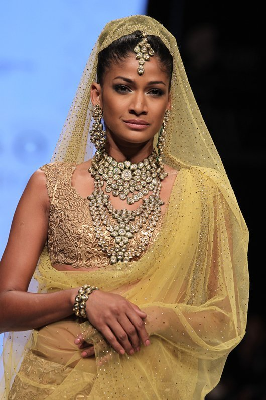 Carol Gracias : Top Indian Female Model of Indian Fashion Industry