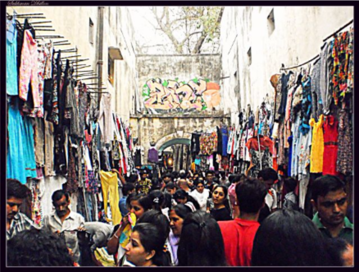Sarojini Nagar: Street Market for Budget Fashion Shopping in Delhi