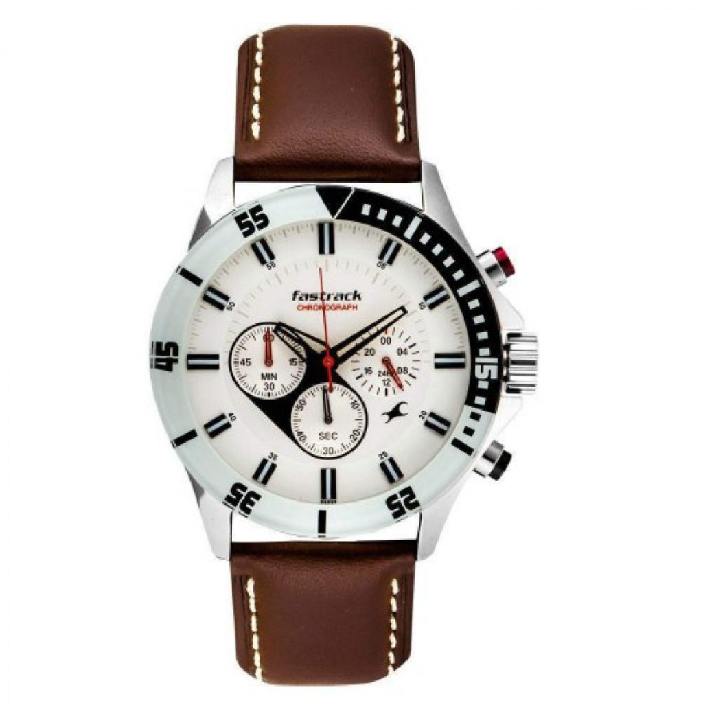 Fast track cheap watch for men fashion