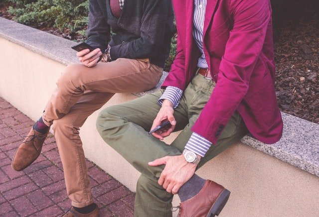 pink suit fashion men Styling Tips for Men