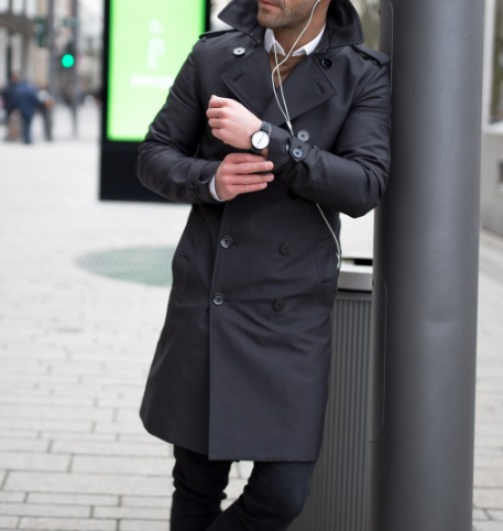 Cover Up with a Mac Coat