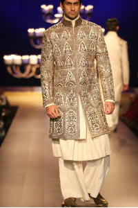 Sherwani with Palazzo -traditional Indian mens clothing
