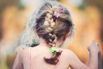 Easy hairstyles for girls step by step