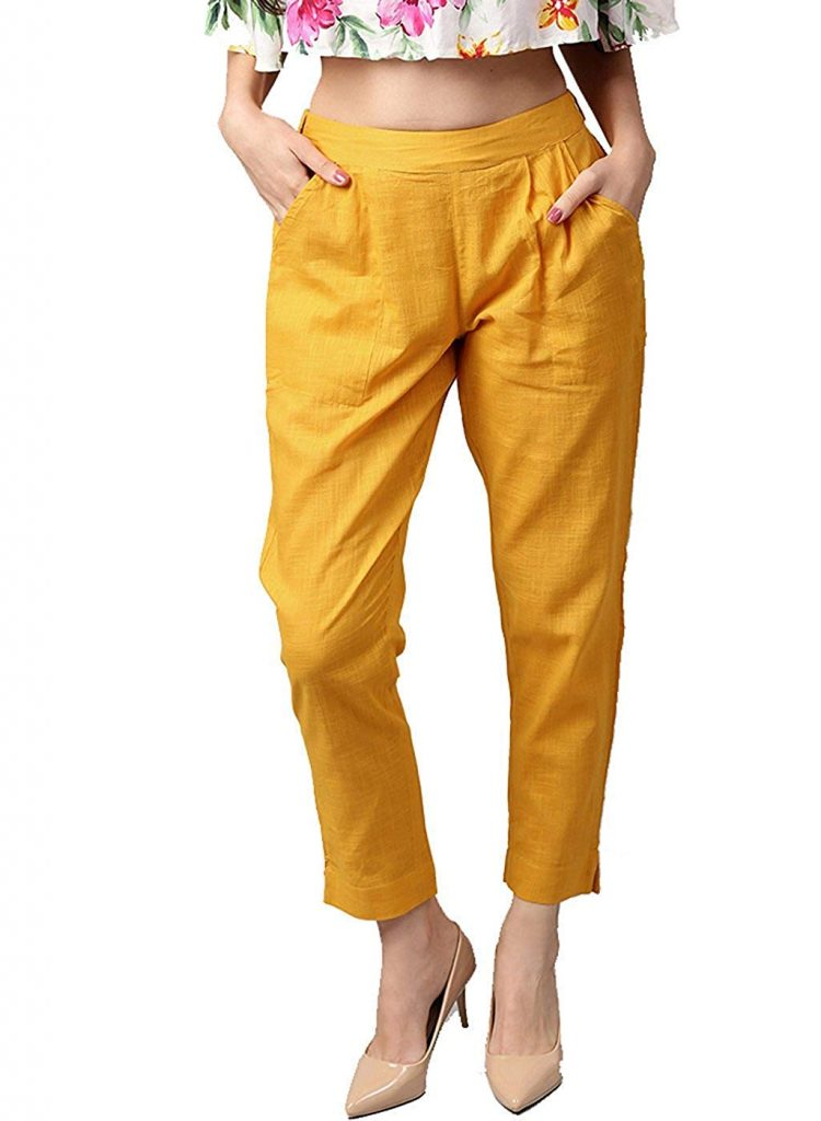 Ankle Length Pants for Women